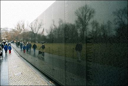 Maya Lin, 'The Vietnam Veterans Memorial', detail, 1982, Washington, DC