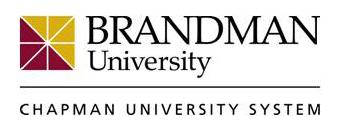 Brandman University Logo