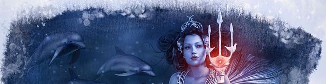 mermaid hunter