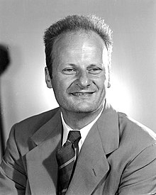 Photo of Hans Bethe