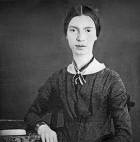 Photograph of Emily Dickinson