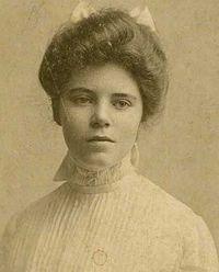 Photo of Alice Paul