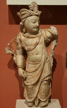 Gandhara Buddha from India