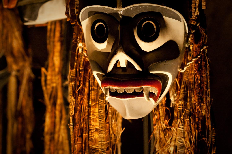 Supernatural Mask