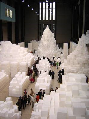 Rachel Whiteread, 'Embankment', 2005