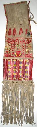 Sioux tobacco bag