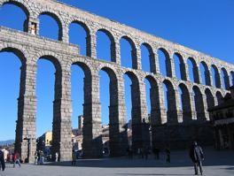 'Roman Aqueduct', c. 1st century CE