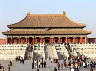 Saad Akhtar, 'Hall of Divine Might', located in the Forbidden City, Beijing