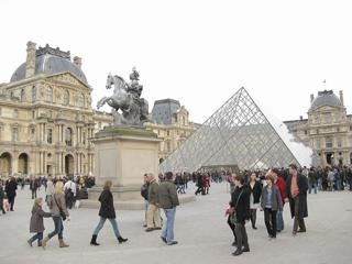 Nick Rossino, 'The Louvre Pyramid', 1989, I.M. Pei