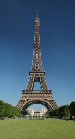 Benh Lieu Song, 'The Eiffel Tower', 1889. Gustave Eiffel. Iron, wood and glass, Paris