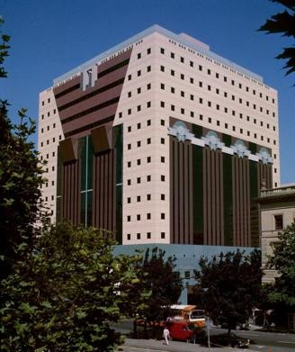 Steve Morgan, 'Portland Municipal Services Building', Michael Graves,1982, Portland, Oregon