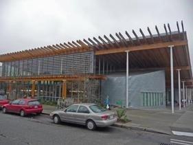 Chris Gildow, 'Ballard Branch, Seattle Public Library', Bohlin Cynwinski Architects. 2005