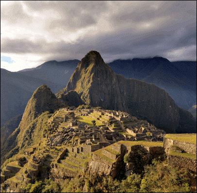 Martin St-Amant, 'Machu Picchu'