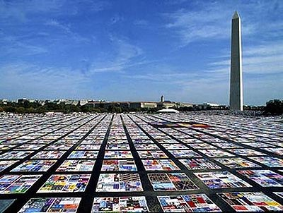 Names Project AIDS Memorial Quilt
